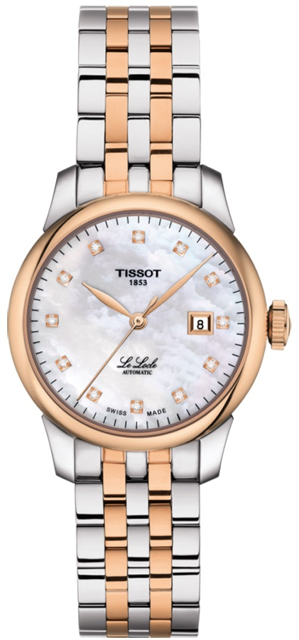 Tissot T006.207.22.116.00 - zegarek damski