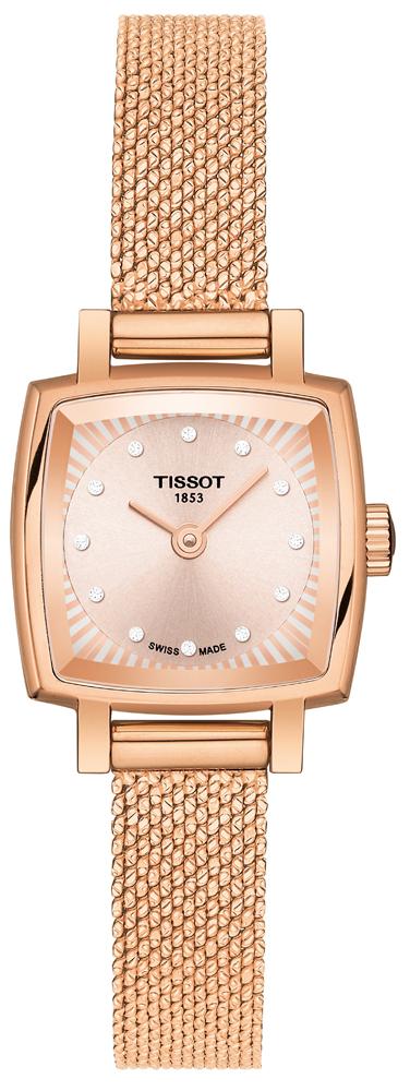 Tissot T058.109.33.456.00 - zegarek damski
