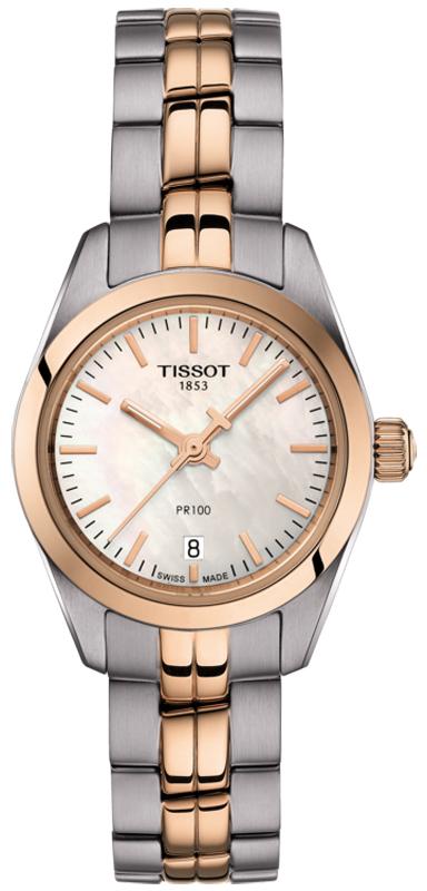 Tissot T101.010.22.111.01 - zegarek damski