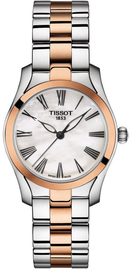 Tissot T112.210.22.113.01 - zegarek damski