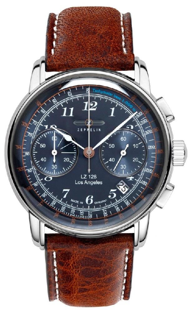 Zeppelin 7614-3 - zegarek męski