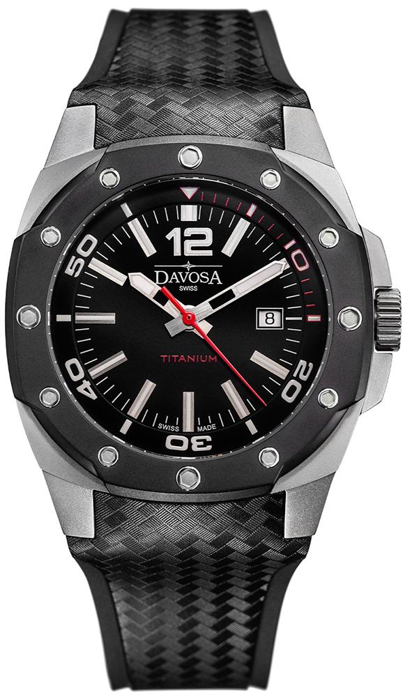 Davosa 161.561.55 - zegarek męski