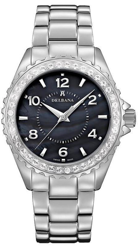 Delbana 41712.513.1.534 - zegarek damski