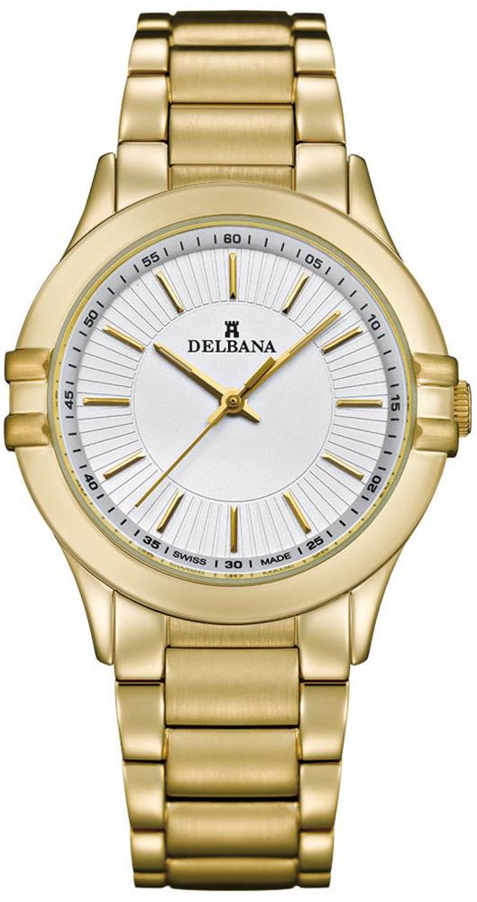 Delbana 42701.587.1.061 - zegarek damski