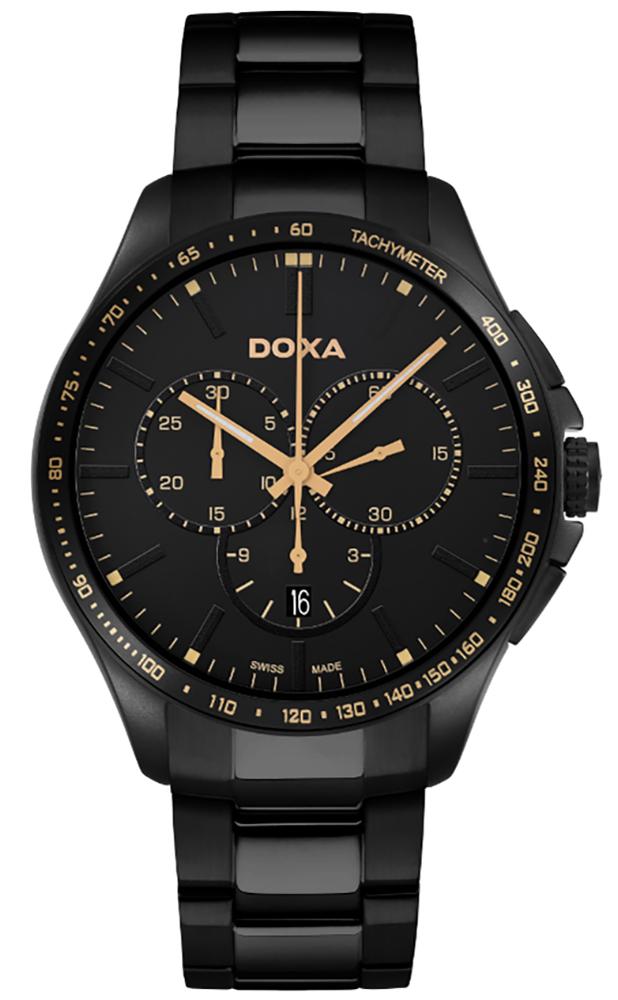 Doxa 287.70Y.101.15 - zegarek męski