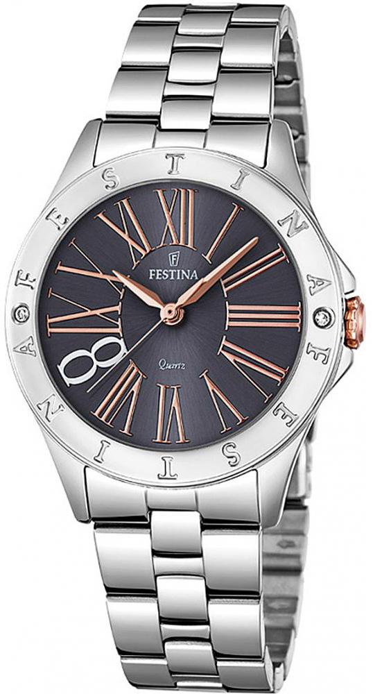 Festina F16925-2 - zegarek damski