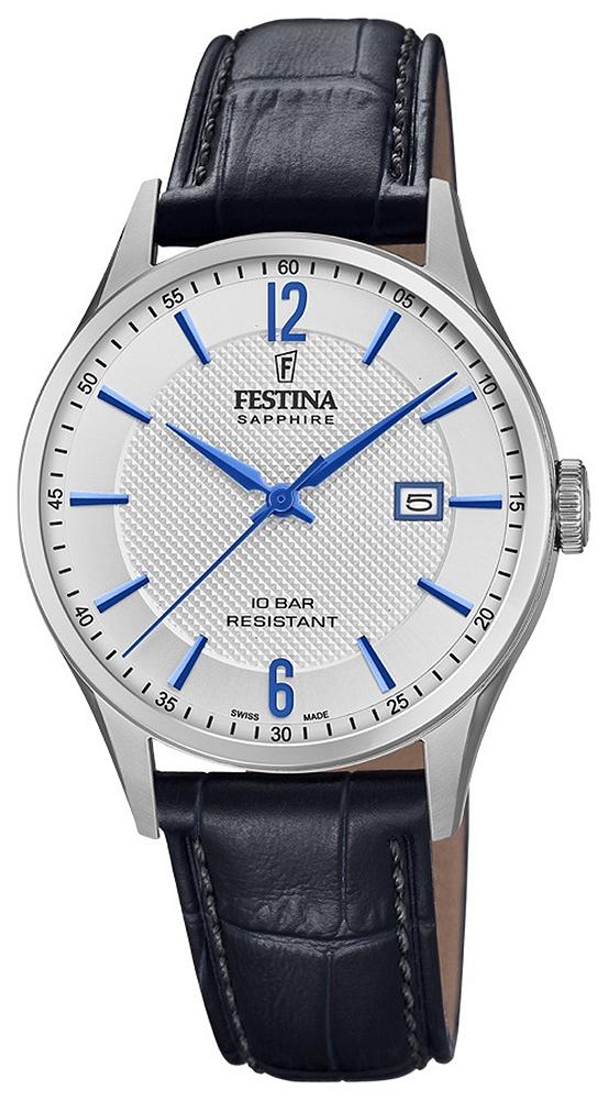 Festina F20007-2 - zegarek męski