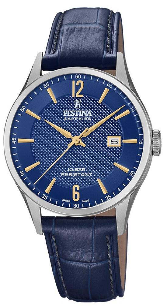 Festina F20007-3 - zegarek męski
