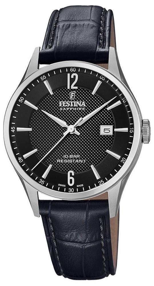 Festina F20007-4 - zegarek męski