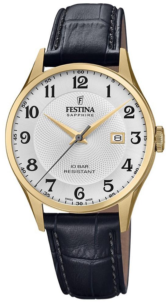 Festina F20010-1 - zegarek męski