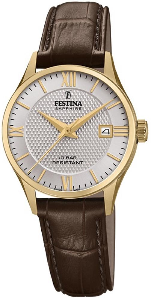 Festina F20011-2 - zegarek damski