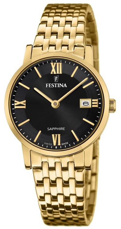 Festina F20021-3 - zegarek damski