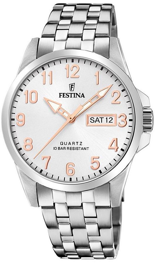 Festina F20357-A - zegarek męski