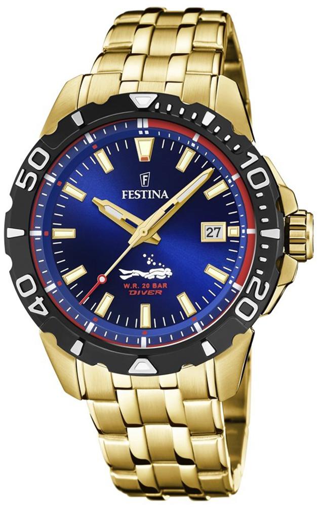 Festina F20500-2 - zegarek męski