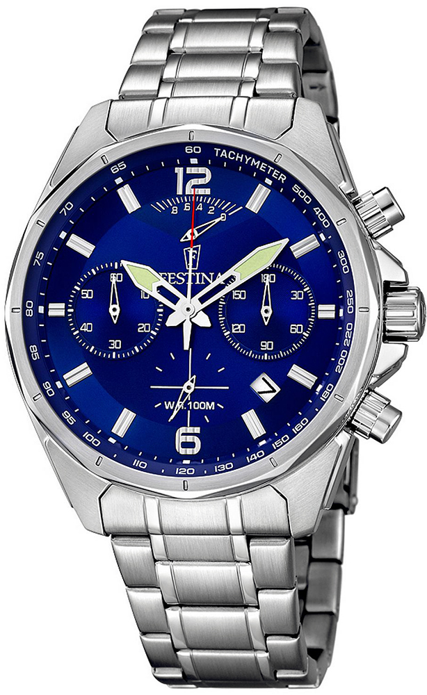 Festina F6835-3 - zegarek męski