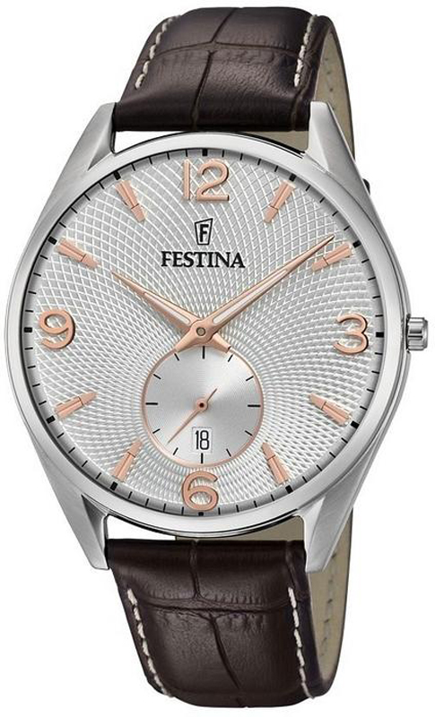Festina F6857-7 - zegarek męski