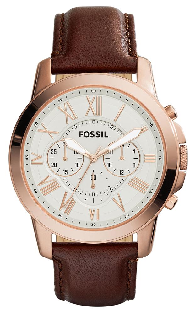 Fossil FS4991IE - zegarek męski
