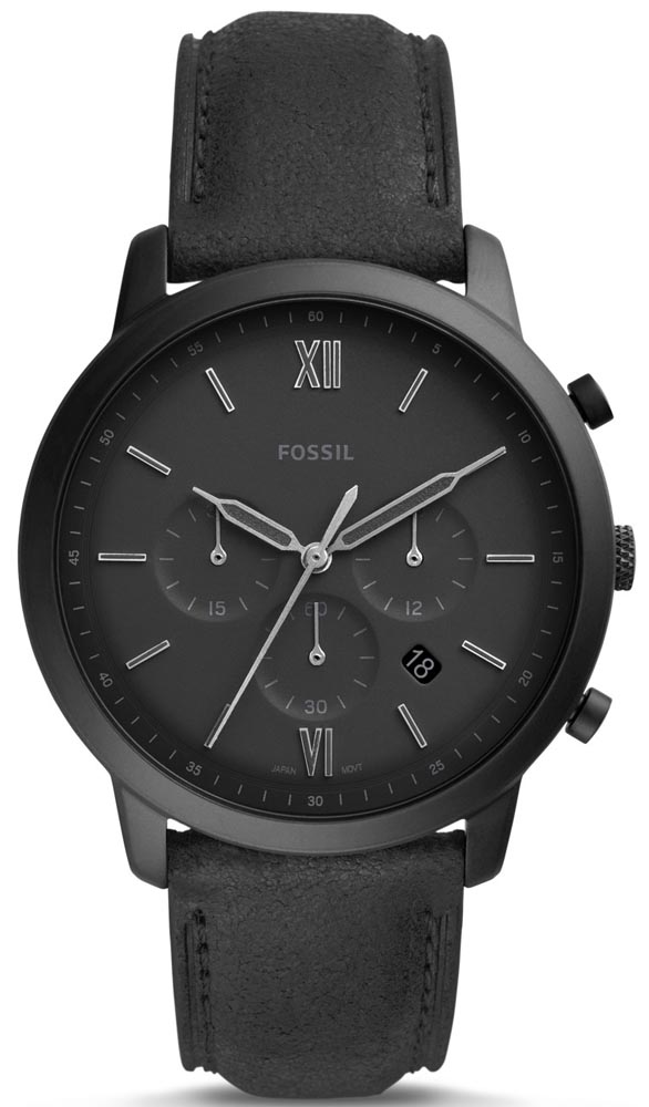 Fossil FS5503 - zegarek męski