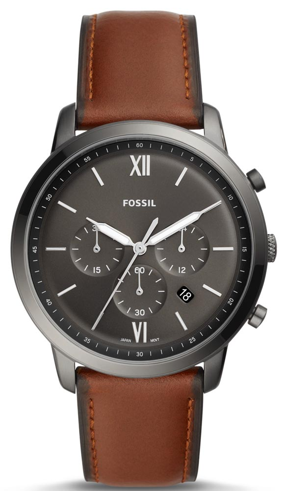 Fossil FS5512 - zegarek męski
