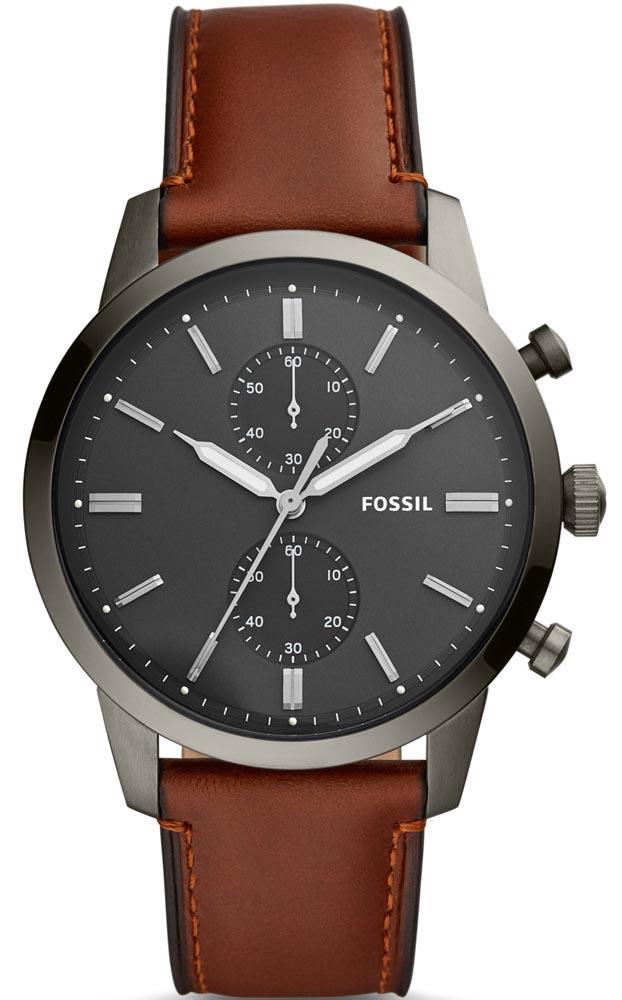 Fossil FS5522 - zegarek męski