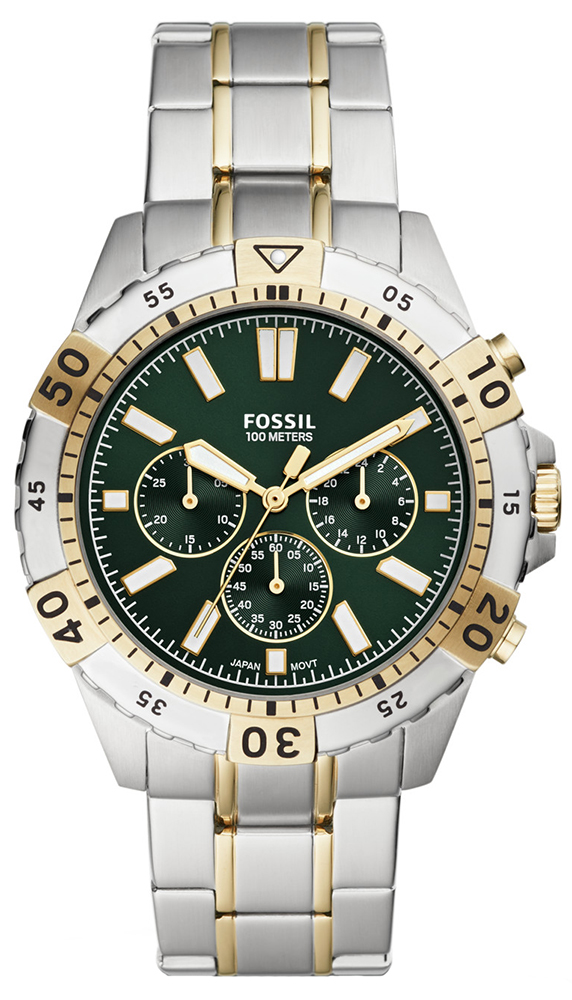 Fossil FS5622 - zegarek męski