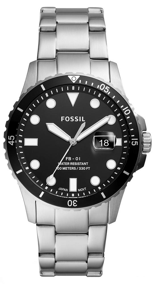 Fossil FS5652 - zegarek męski