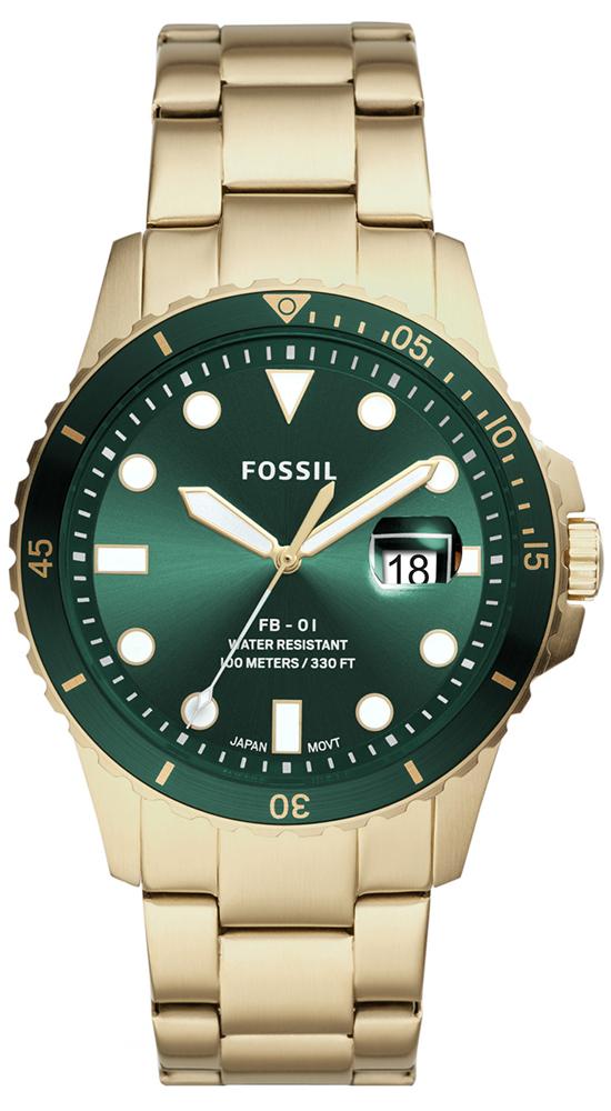 Fossil FS5658 - zegarek męski