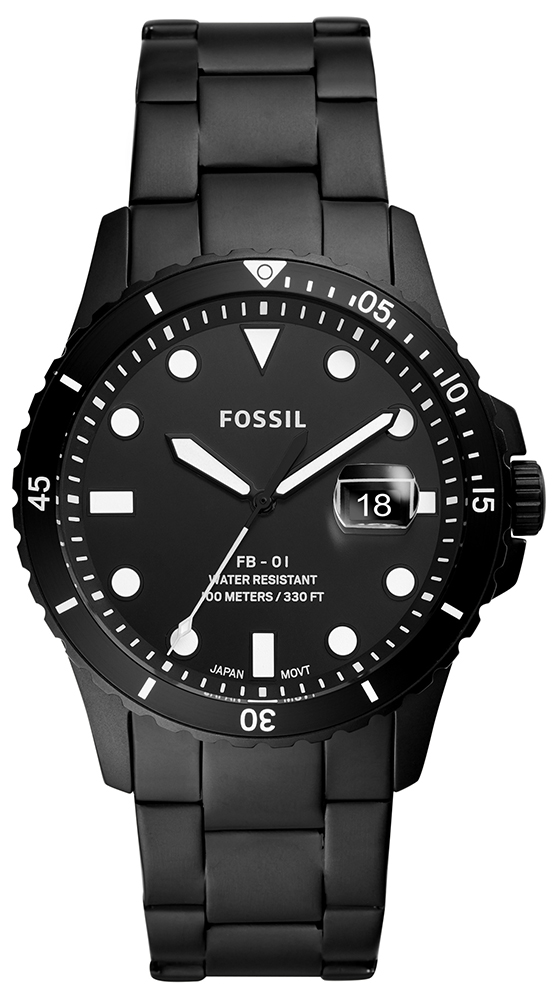 Fossil FS5659 - zegarek męski