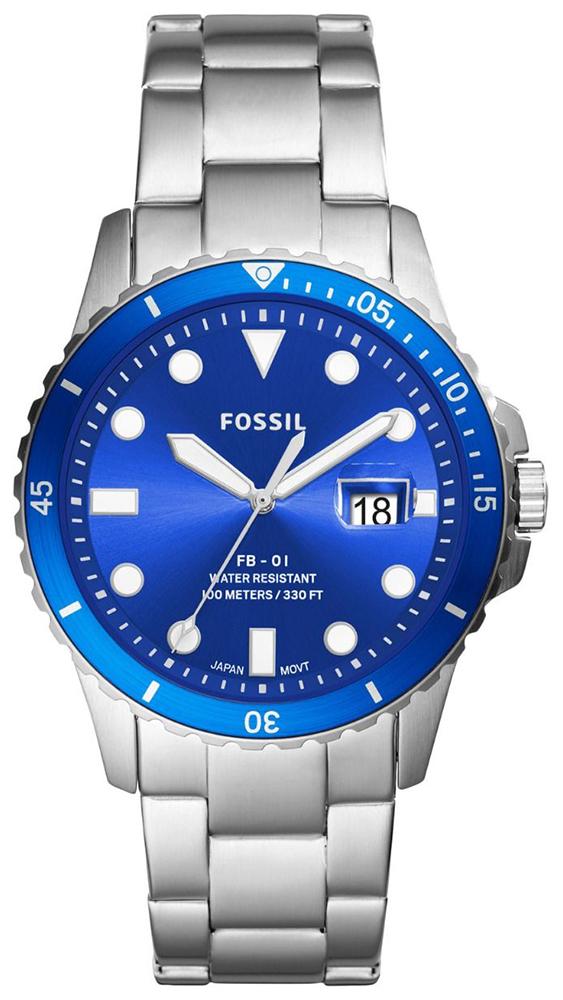 Fossil FS5669 - zegarek męski