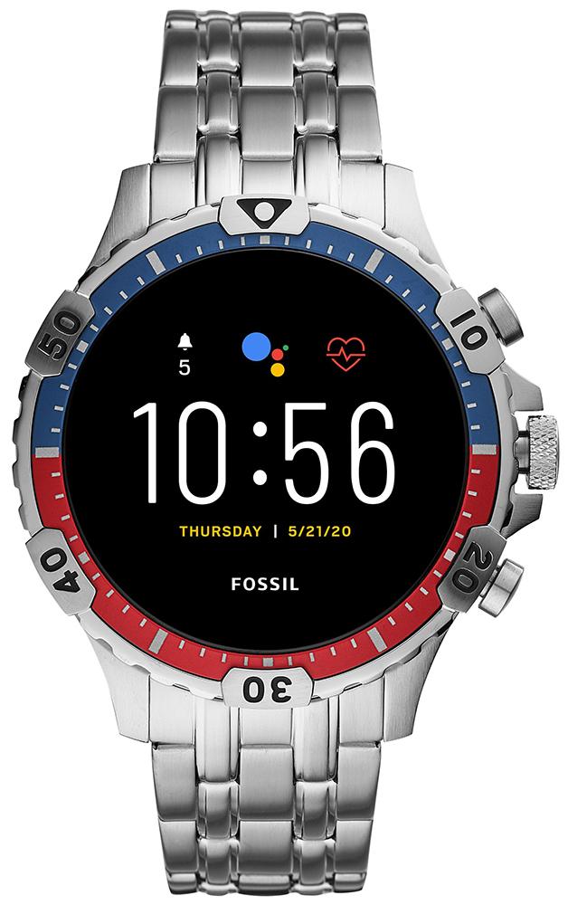 Fossil FTW4040 - zegarek męski