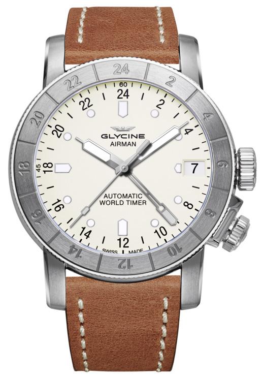 Glycine GL0058 - zegarek męski