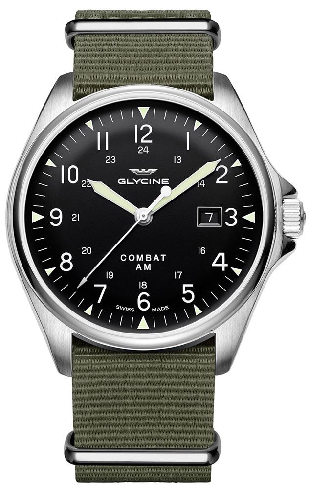 Glycine GL0122 - zegarek męski