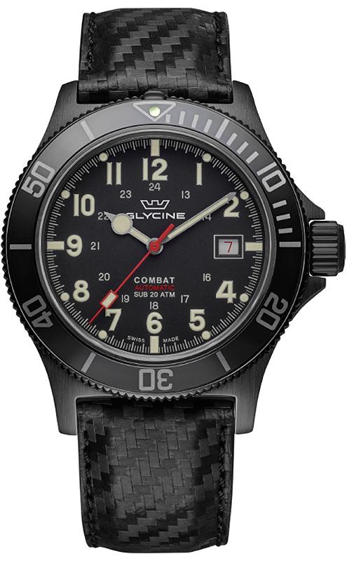 Glycine GL0244 - zegarek męski