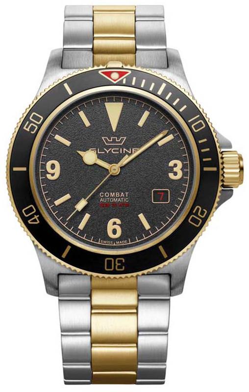 Glycine GL0259 - zegarek męski