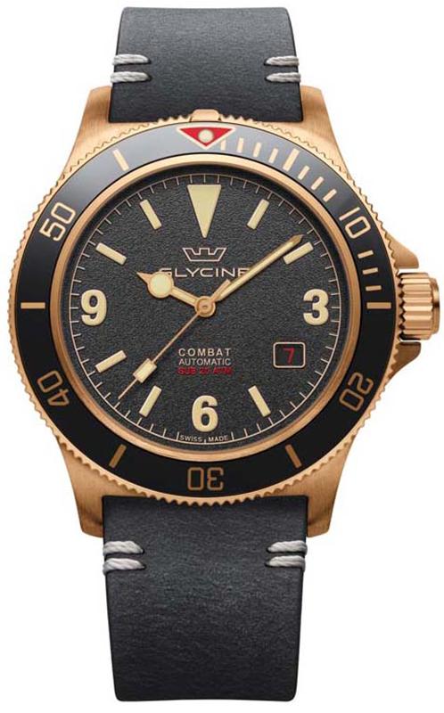 Glycine GL0265 - zegarek męski