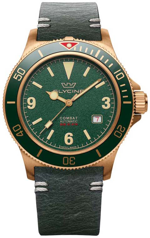 Glycine GL0268 - zegarek męski