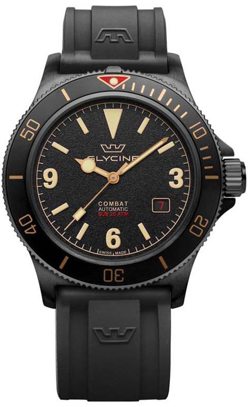 Glycine GL0269 - zegarek męski