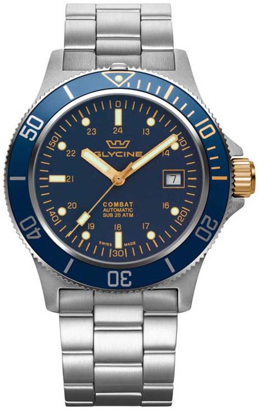 Glycine GL0271 - zegarek męski