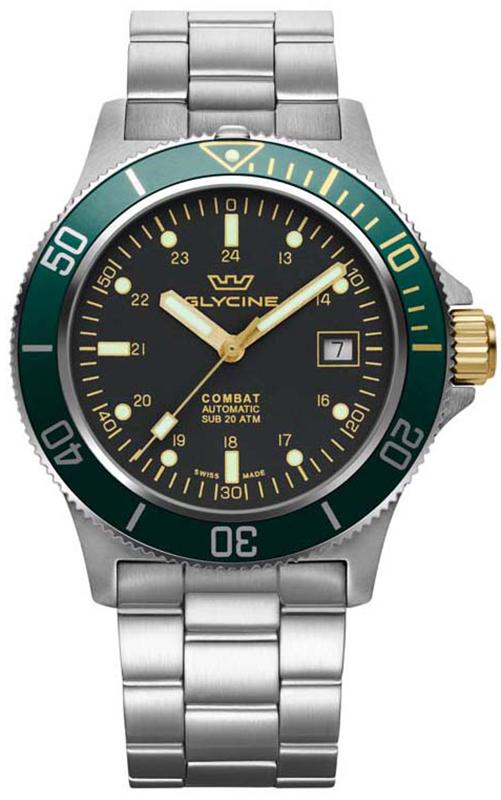 Glycine GL0272 - zegarek męski