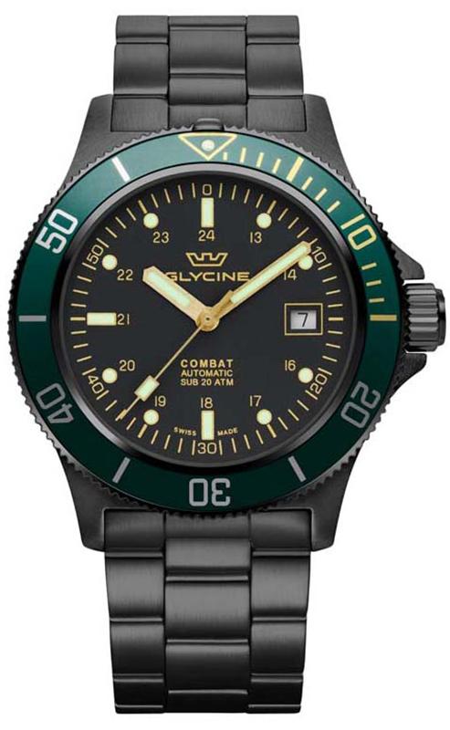 Glycine GL0273 - zegarek męski