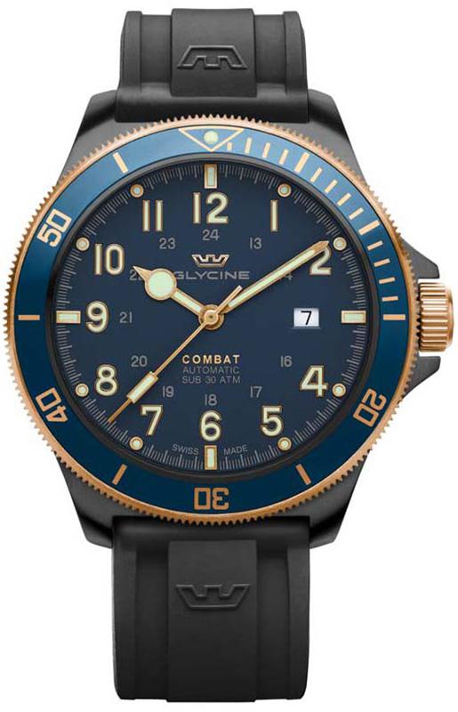 Glycine GL0280 - zegarek męski