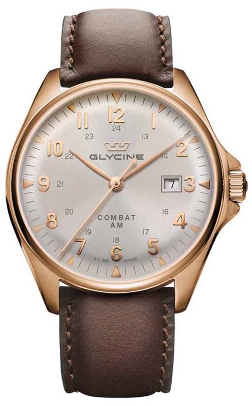 Glycine GL0286 - zegarek męski