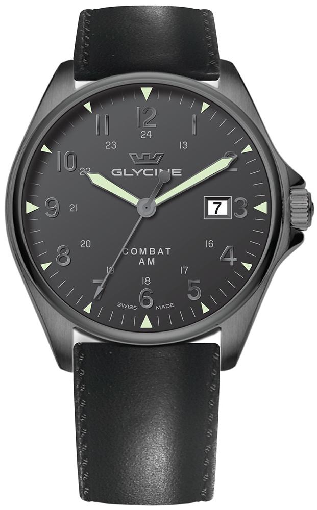 Glycine GL0297 - zegarek męski