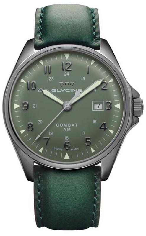 Glycine GL0298 - zegarek męski