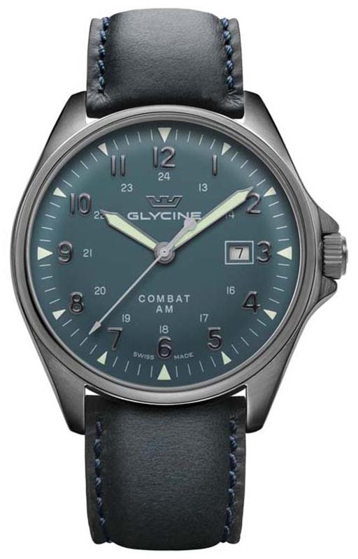 Glycine GL0299 - zegarek męski
