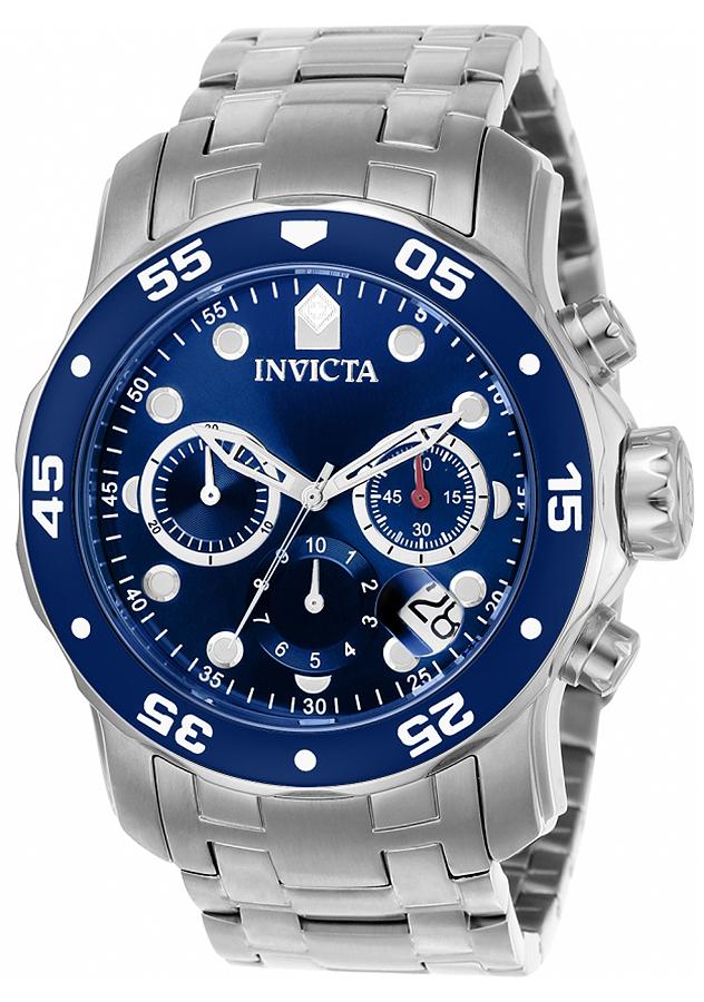 Invicta 0070 - zegarek męski