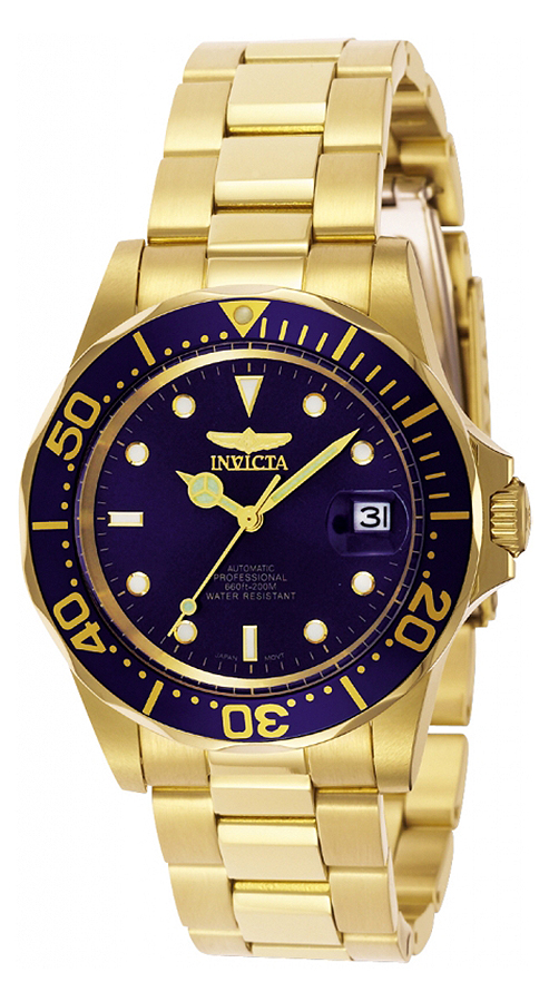 Invicta 8930 - zegarek męski