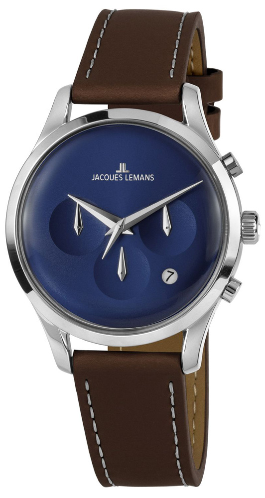 Jacques Lemans 1-2067C - zegarek męski