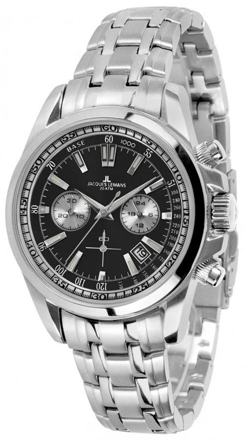 Jacques Lemans JL1-1117.1EN - zegarek męski