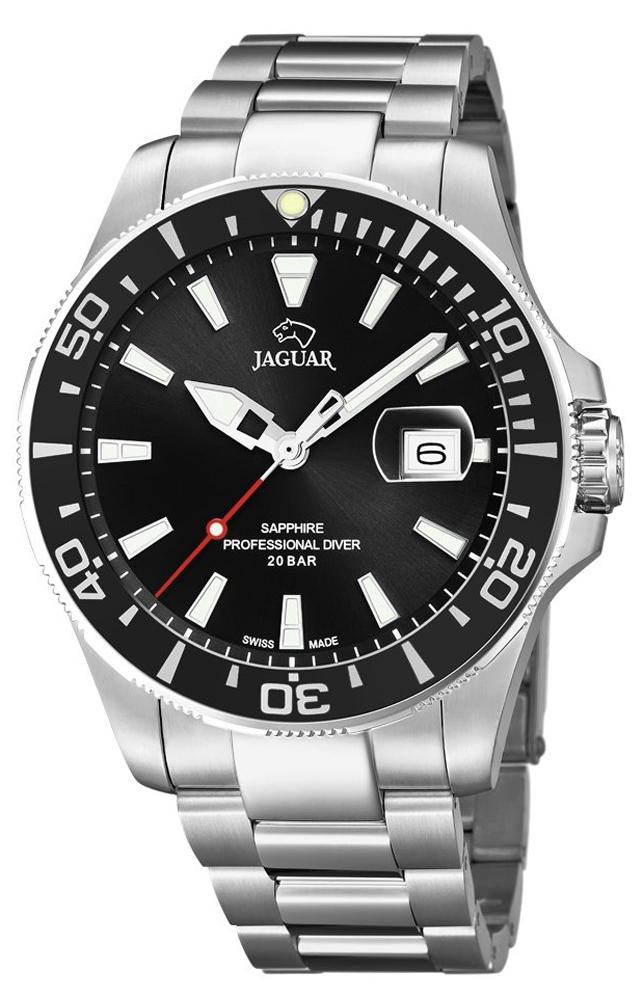 Jaguar J860-D - zegarek męski